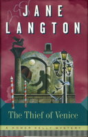 THE THIEF OF VENICE: A Homer Kelly Mystery. by Langton, Jane..