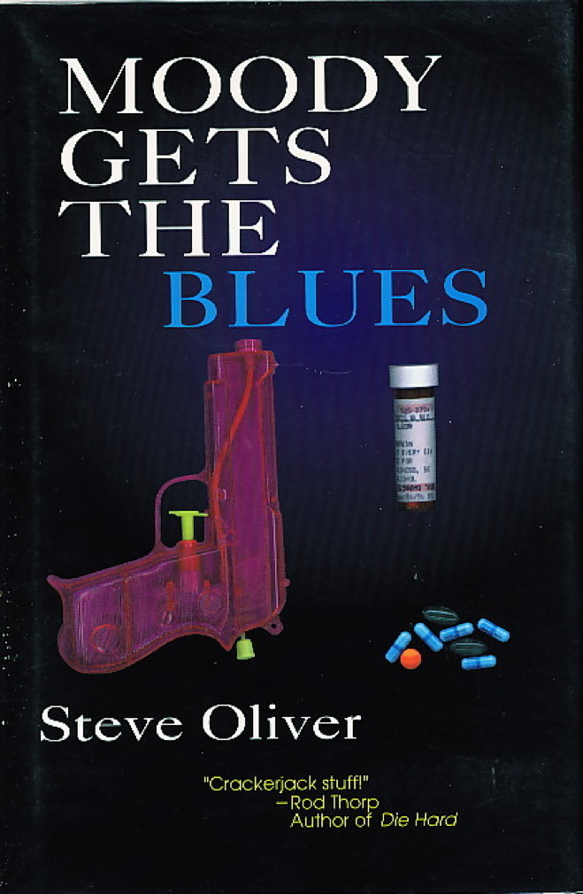 OLIVER, STEVE. - MOODY GETS THE BLUES.