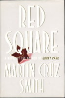 RED SQUARE. by Smith, Martin Cruz.