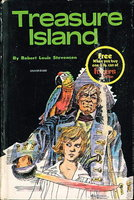 TREASURE ISLAND. by Stevenson, Robert Louis (illustrated by David Stone).
