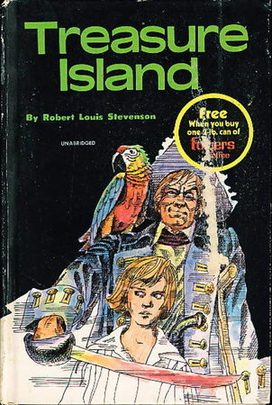 TREASURE ISLAND. by Stevenson, Robert Louis (illustrated by David Stone).