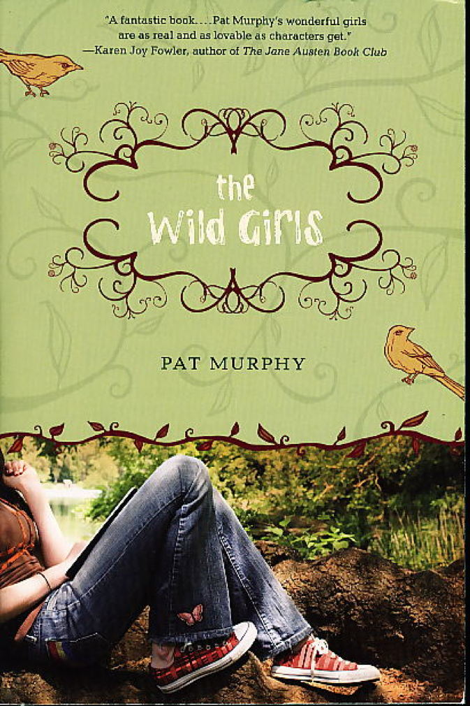 MURPHY, PAT. - THE WILD GIRLS.