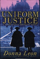 UNIFORM JUSTICE. by Leon, Donna.