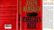 Another image of FINNEGAN'S WEEK. by Wambaugh, Joseph.
