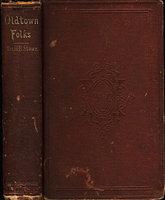 OLDTOWN FOLKS. by Stowe, Harriet Beecher.