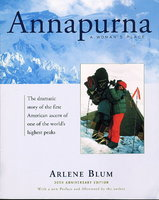 ANNAPURNA: A Woman's Place: The Twentieth Anniversary Edition. by Blum, Arlene.
