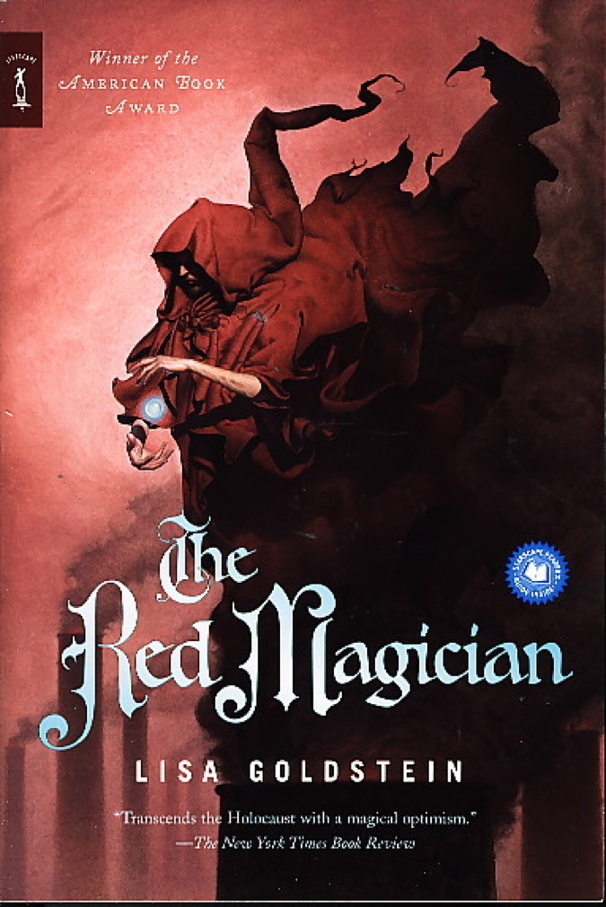 Book cover picture of Goldstein, Lisa THE RED MAGICIAN New York: TOR / Tom Doherty Associates, (2008.)