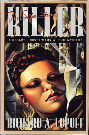 THE SEPIA SIREN KILLER by Lupoff, Richard A.