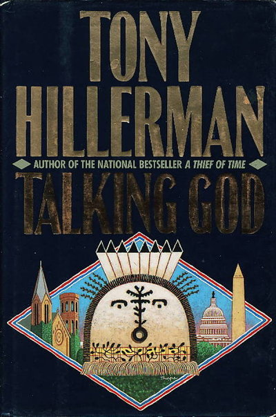 TALKING GOD by Hillerman, Tony