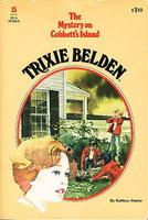TRIXIE BELDEN: THE MYSTERY ON COBBETT'S ISLAND, #13. by Kenny, Kathryn