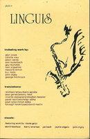 JAZZ / LINGUIS 4. by Jones, Glyn; Colette Inez, Ivan Arguelles, Jean Genet and others.