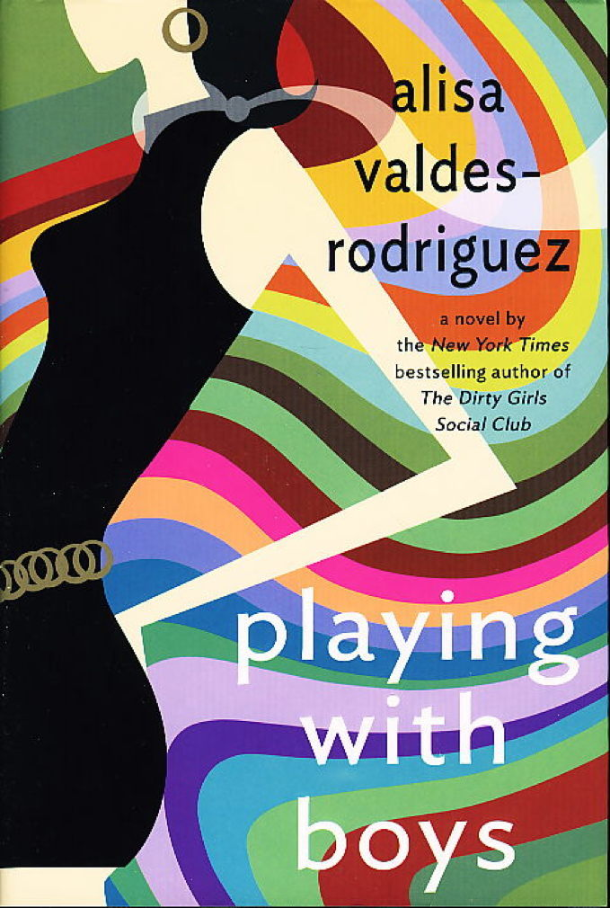 Book cover picture of Valdes-Rodriguez, Alisa. PLAYING WITH BOYS. New York: St Martin's, (2004.)