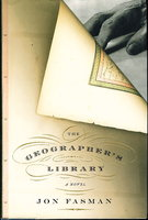 THE GEOGRAPHER'S LIBRARY. by Fasman, Jon.