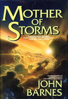 MOTHER OF STORMS by Barnes, John