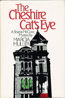THE CHESHIRE CAT'S EYE. by Muller, Marcia.