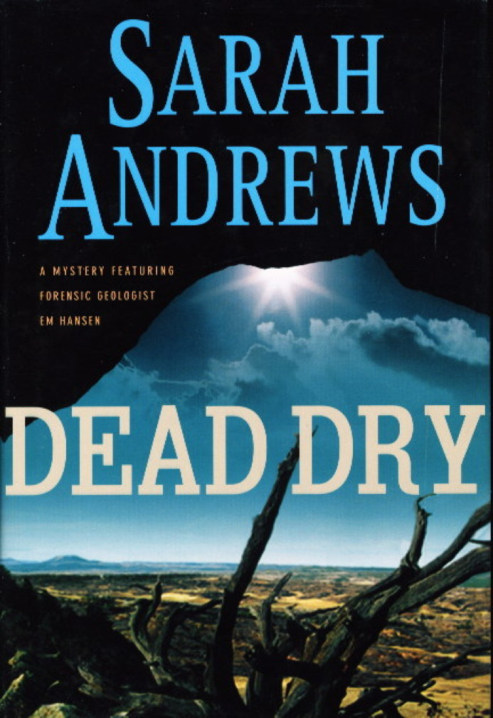 Book cover picture of Andrews, Sarah. DEAD DRY. New York: St Martin's, (2005.)