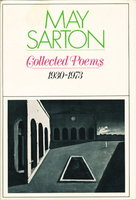 COLLECTED POEMS (1930-1973.) by Sarton, May.