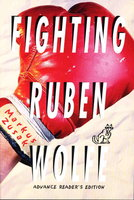 FIGHTING RUBEN WOLFE. by Zusak, Markus.