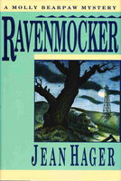 RAVENMOCKER. by Hager, Jean.
