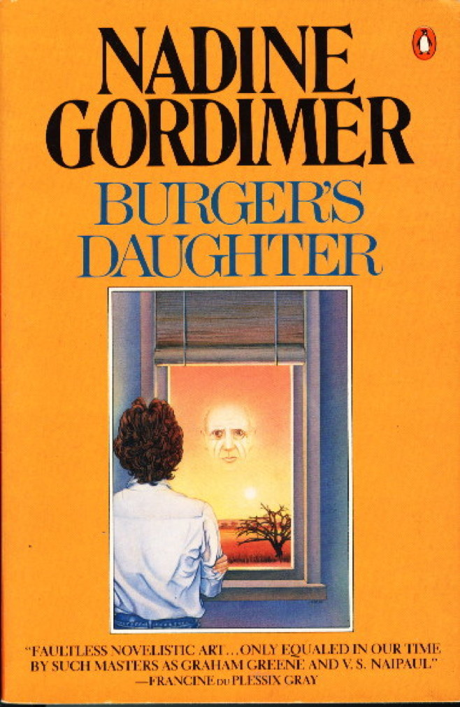 Book cover picture of Gordimer, Nadine. BURGER'S DAUGHTER. New York & London: Penguin, (1980.)