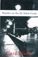 MURDER ON THE ILE SAINT-LOUIS. by Black, Cara.