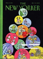 THE NEW YORKER: December 10, 2007. by Styron, Alexandra; Richard Preston, Jenifer Egan, Charles Simic and others