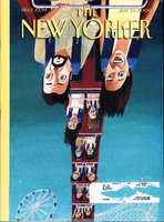 THE NEW YORKER: July 24, 2006. by Trevor, William, Alec Wilkinson, Charles Simic and others, contributors.