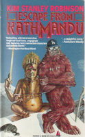 ESCAPE FROM KATHMANDU. by Robinson, Kim Stanley