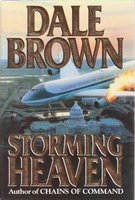 STORMING HEAVEN. by Brown, Dale.