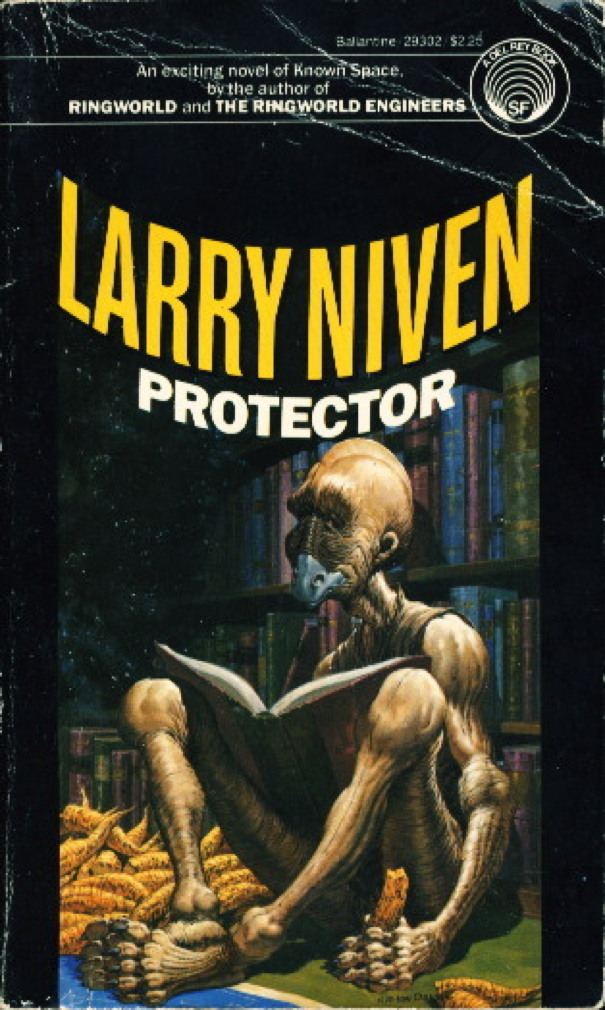 NIVEN, LARRY. - PROTECTOR.