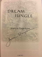 DREAM JUNGLE. by Hagedorn, Jessica.
