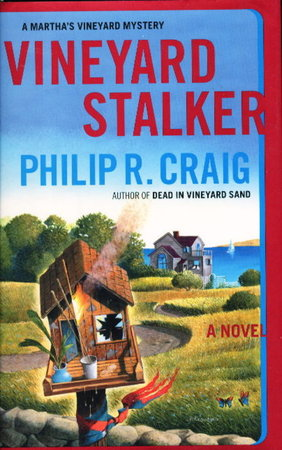 VINEYARD STALKER: A Martha's Vineyard Mystery. by Craig, Philip R. (1933-2007)