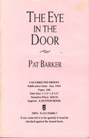 THE EYE IN THE DOOR by Barker, Pat