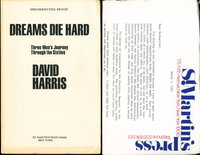 DREAMS DIE HARD. by Harris, David.