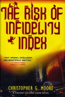 THE RISK OF INFIDELITY INDEX. by Moore, Christopher G.