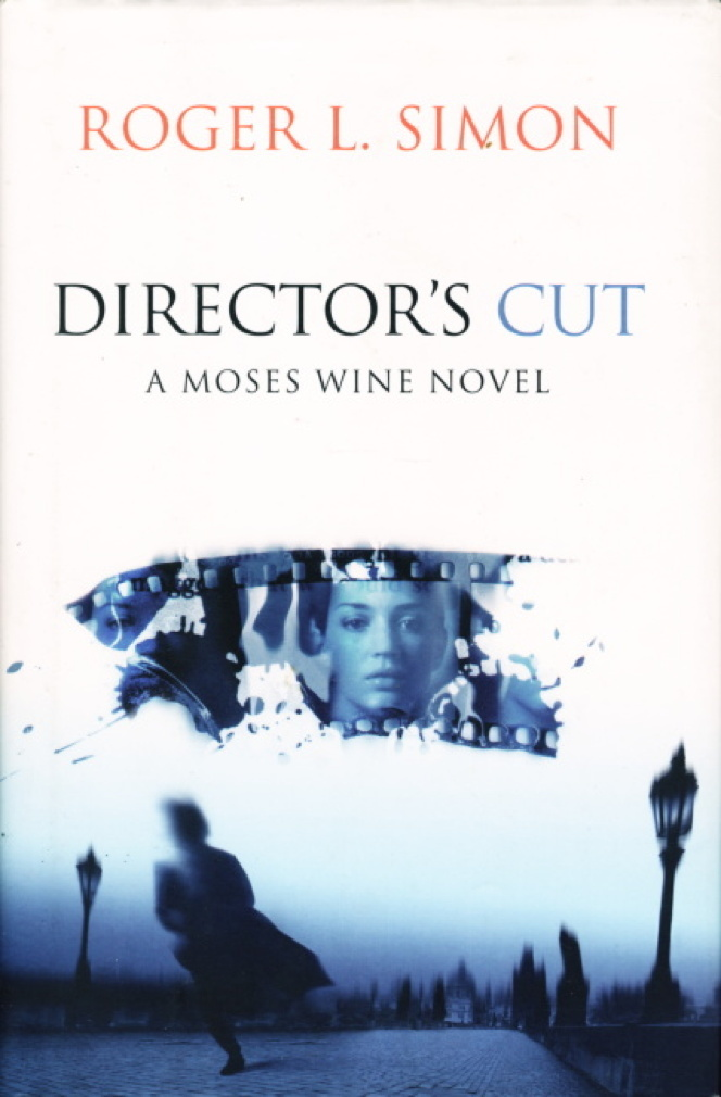 Book cover picture of Simon, Roger L. DIRECTOR'S CUT. New York: Atria Books (Simon & Schuster), (2003.)