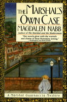 THE MARSHAL'S OWN CASE. by Nabb, Magdalen.
