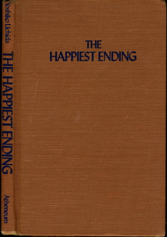 Book cover picture of Uchida, Yoshika THE HAPPIEST ENDING. New York: Atheneum, 1985.