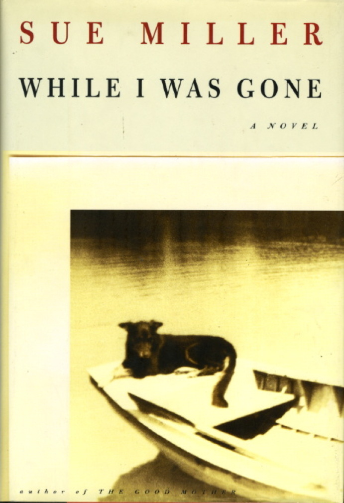 Book cover picture of Miller, Sue WHILE I WAS GONE New York: Alfred A. Knopf, 1999.