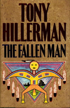 THE FALLEN MAN. by Hillerman, Tony