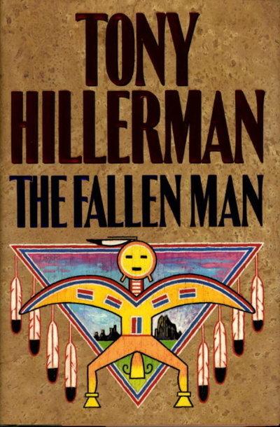 THE FALLEN MAN. by Hillerman, Tony