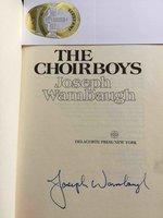 THE CHOIRBOYS. by Wambaugh, Joseph.