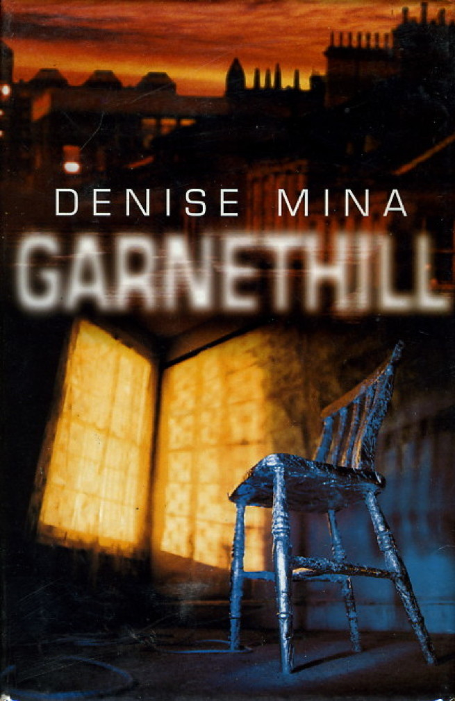 Book cover picture of Mina, Denise. GARNETHILL. London: Bantam, (1998.)