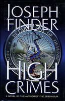 HIGH CRIMES. by Finder, Joseph.