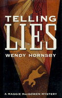 TELLING LIES. by Hornsby, Wendy.