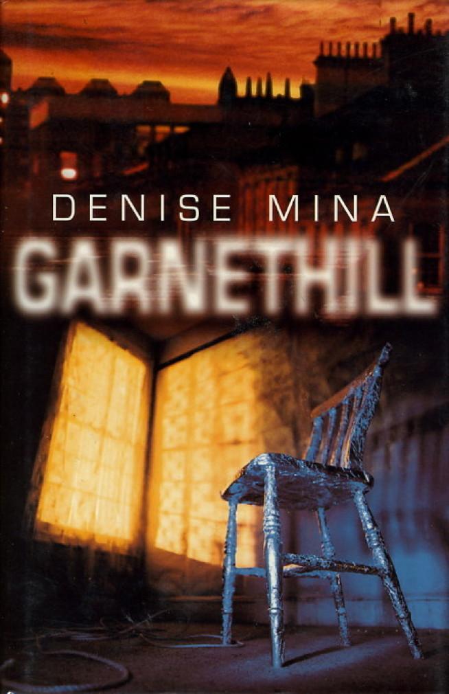 Book cover picture of Mina, Denise. GARNETHILL. London: Bantam, (1998.)