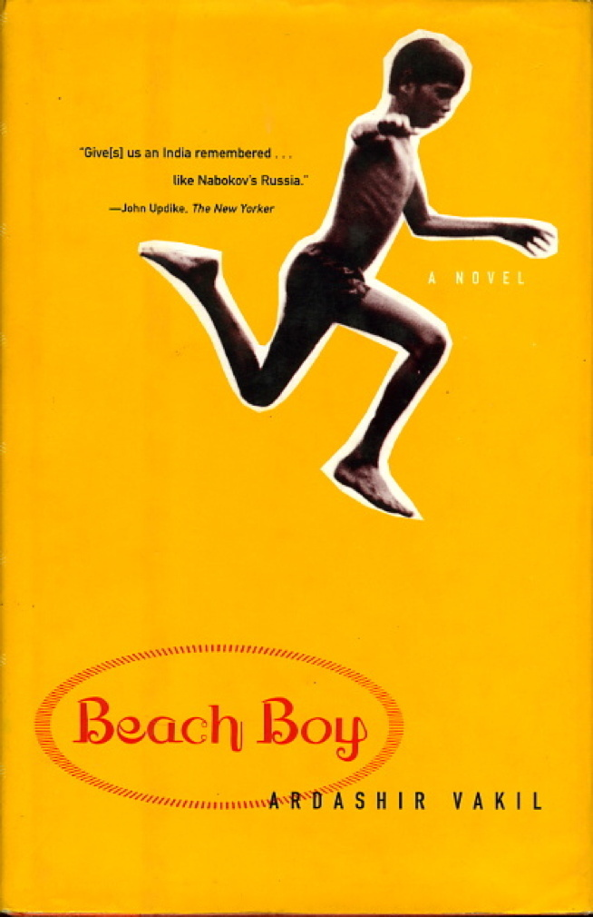Book cover picture of Vakil, Ardashir. BEACH BOY. New York: Scribner, (1997.)