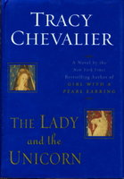 THE LADY AND THE UNICORN. by Chevalier, Tracy.