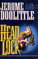 HEAD LOCK. by Doolittle, Jerome