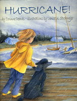 HURRICANE! by Demas, Corinne (illustrated by Lenice U. Strohmeier.